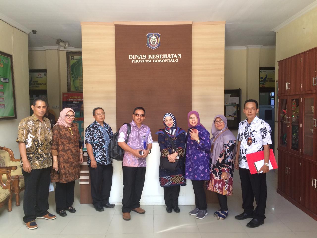 Preview Bagian Hukum mengikuti kegiatan kaji banding ke Dinas Kesehatan Provinsi Gorontalo bersama DPRD Kota Bandung, 25 Juni 2019