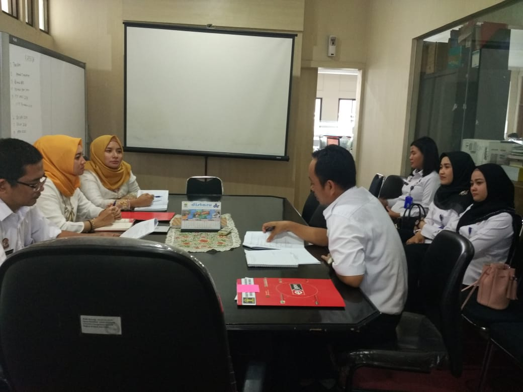 Preview BAGIAN HUKUM MENERIMA KUNJUNGAN DARI KEMENTERIAN HUKUM DAN HAM PERIHAL EFEKTIFITAS JDIH, 10 JULI 2019