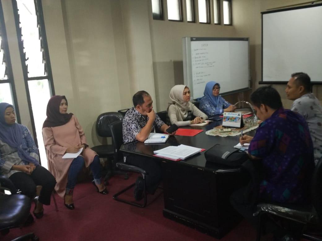 Preview BAGIAN HUKUM MENERIMA KUNJUNGAN TAMU DARI KEMENTERIAN KOORDINATOR BIDANG KEMARITIMAN REPUBLIK INDONESIA, 12 JULI 2019