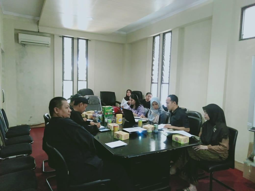 Preview RAPAT PEMBAHASAN RAPERWAL PETUNJUK PELAKSANAAN SUMBANGAN PIHAK KETIGA. RABU, 30 OKTOBER 2019.