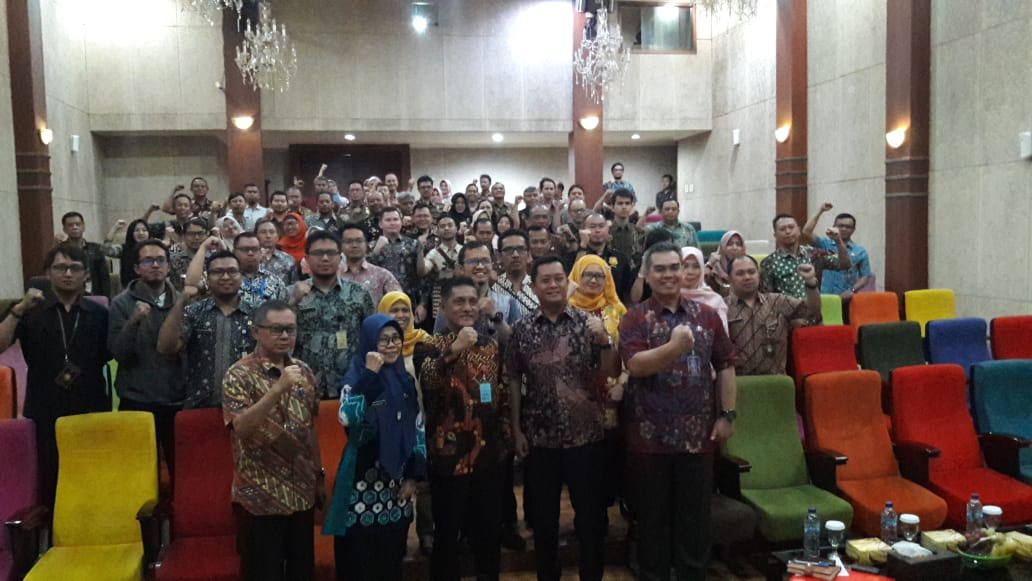 Preview PEMBINAAN JARINGAN DOKUMENTASI DAN INFORMASI HUKUM (JDIH). JUMAT, 22 NOVEMBER 2019.