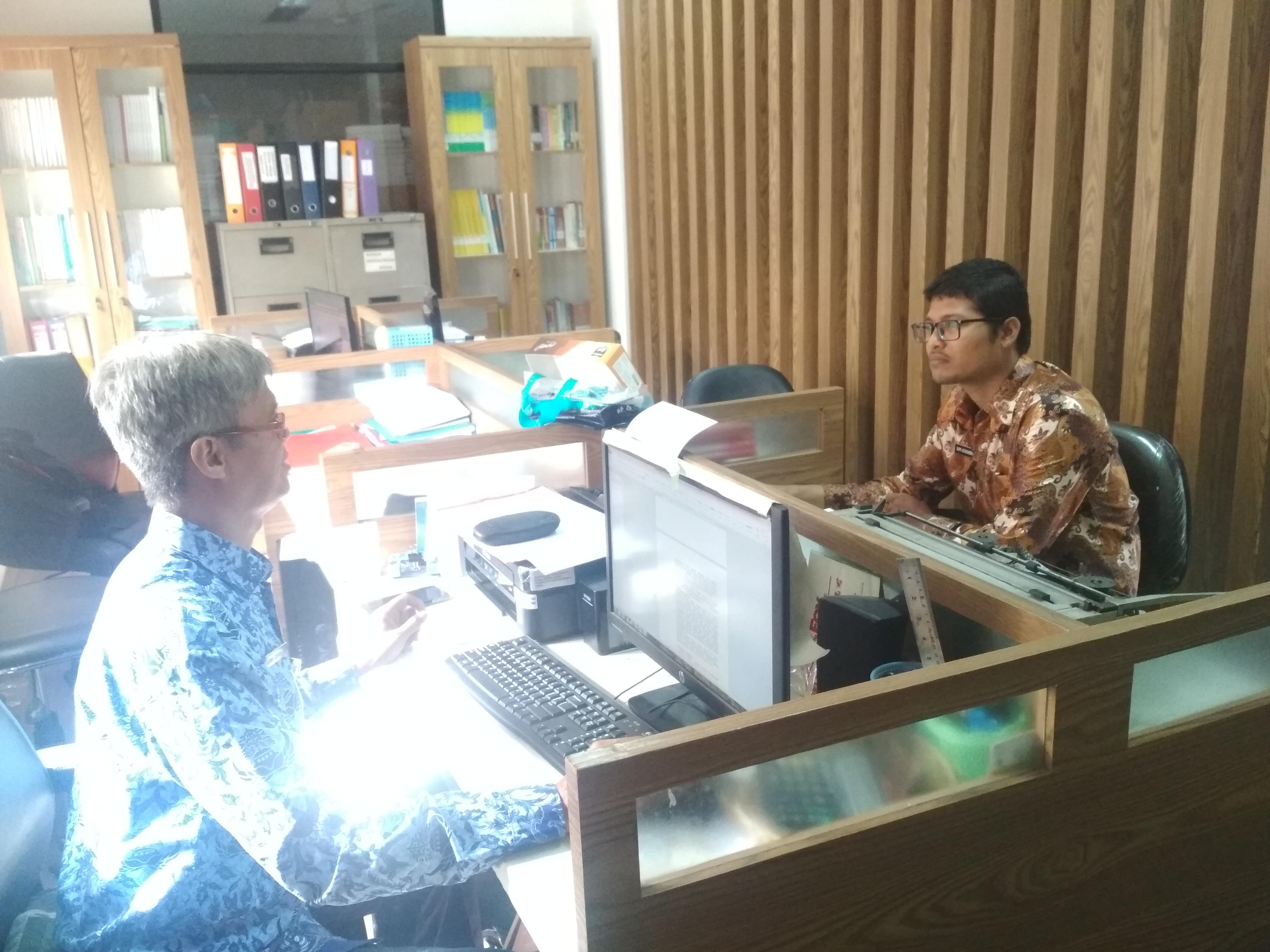 Preview MENERIMA KUNJUNGAN STUDY TIRU DARI BAGIAN HUKUM SEKRETARIAT DAERAH KOTA PADANG PANJANG.SELASA, 17 DESEMBER 2019.