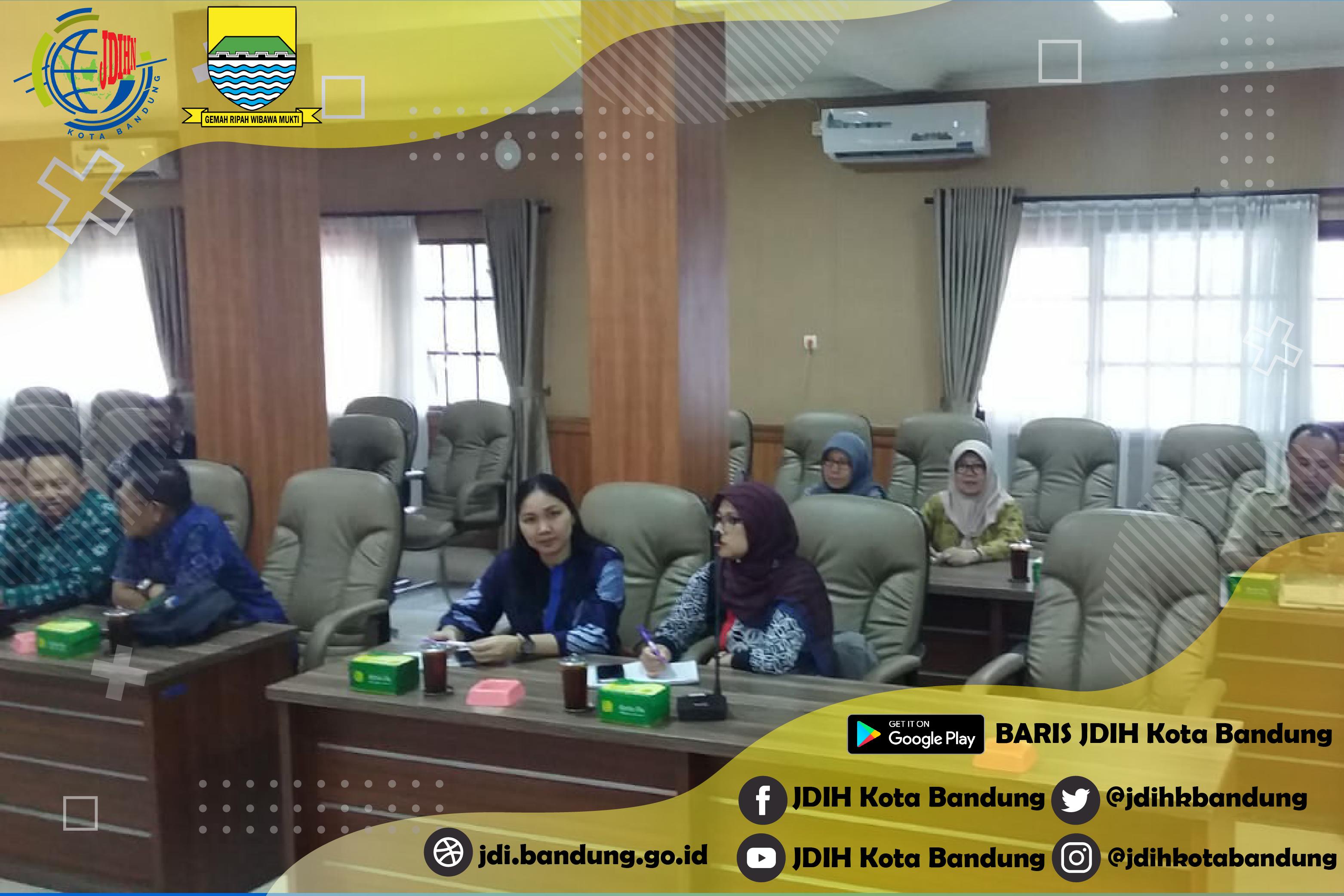 Preview Kegiatan Kunjungan Ke DPRD Semarang
