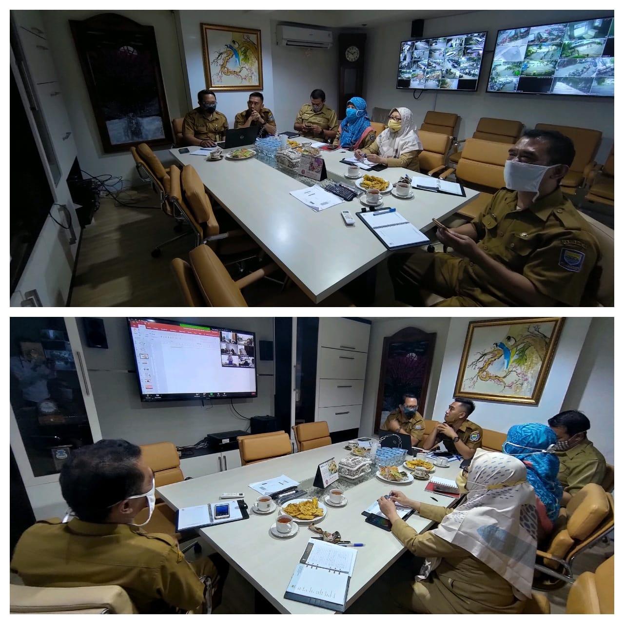 Preview Rapat Sosialisasi Pengisian LHKASN di Lingkungan Pemerintah Kota Bandung
