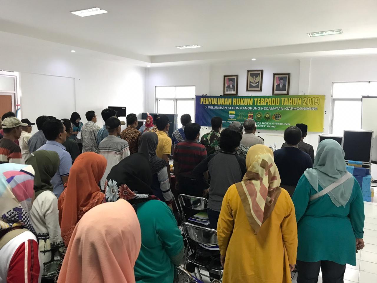 Preview PENYULUHAN HUKUM TERPADU PADA WARGA KELURAHAN KEBON KANGKUNG, KOTA BANDUNG, 15 MARET 2019