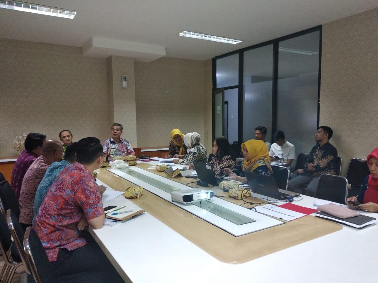 Preview Rapat Evaluasi Implementasi Regulasi Kerjasama Pemerinrah dengan Badan Usaha (KPBU) di Kota Bandung